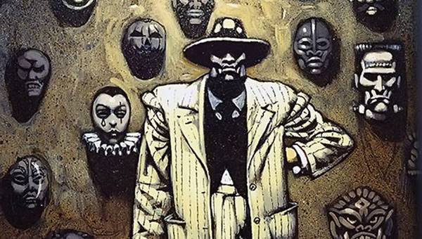 sejarah asal-usul Black Mask dan kekuatannya
