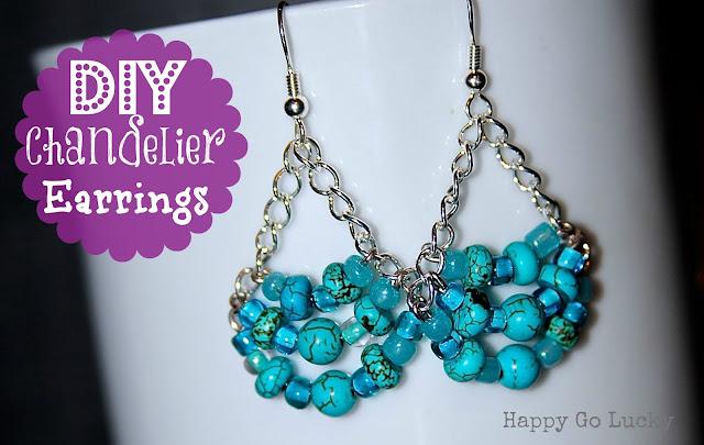 Diy Chandelier Earrings Inspired By Pinterest