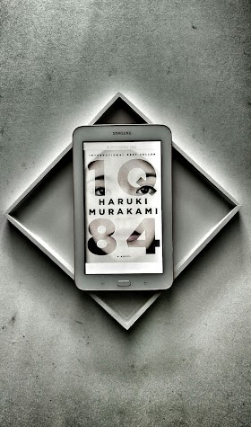 Book Review : IQ84 By Haruki Murakami Jilid Pertama
