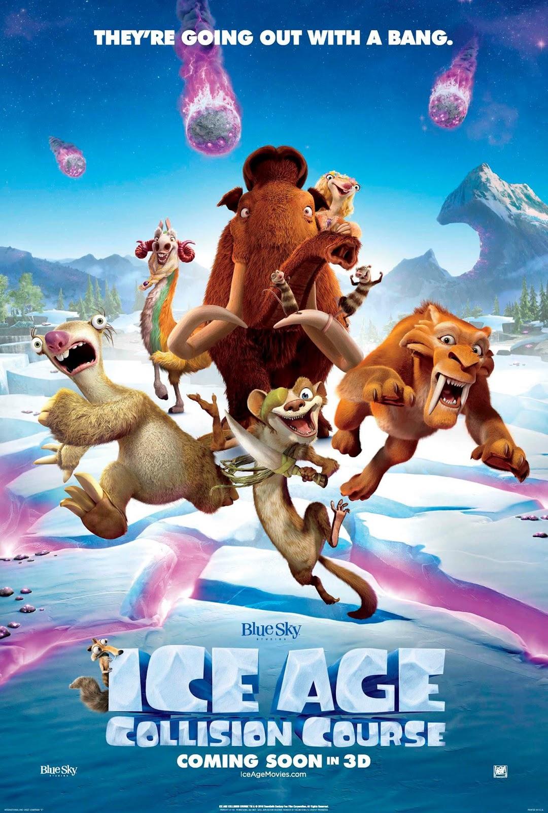 Imagen La era de hielo Choque de mundos (2016)