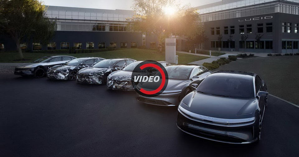 Lucid Motors Ready To Move Into Bigger Headquarters In