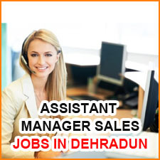 Openings 2 Assistant Manager - Customer Acquition - Counselor job location in dehradun - www.frankfinn.com