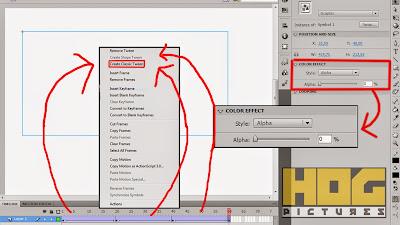 Cara Membuat Fading In dan Out di Adobe Flash - Hog Pictures