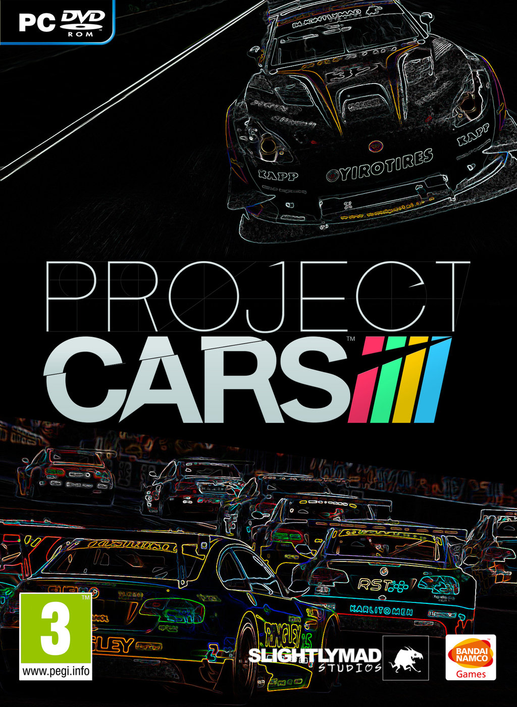 project cars cover by rafamb91 d7piiwx - Project CARS PC full game + DLC