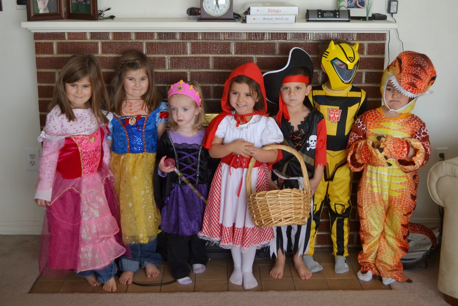 My Own Little Women Preschool Halloween Party