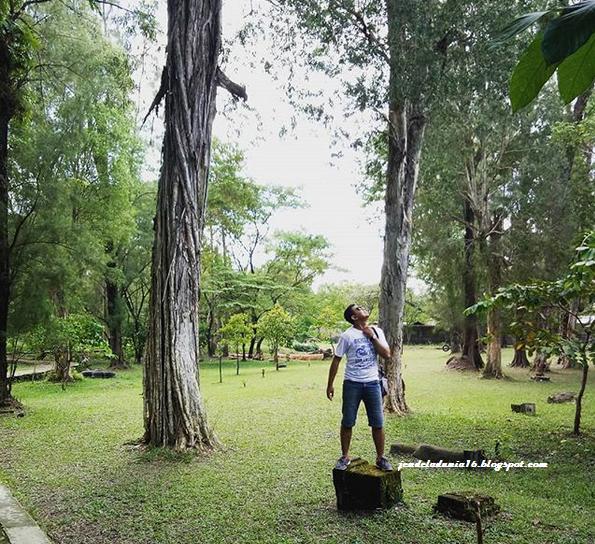 Objek Wisata Edukasi Taman Balekambang Solo