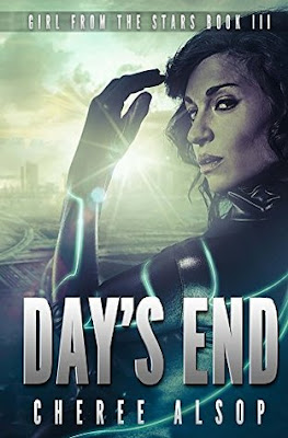 Day's End by Cheree Alsop girl from the stars science fiction