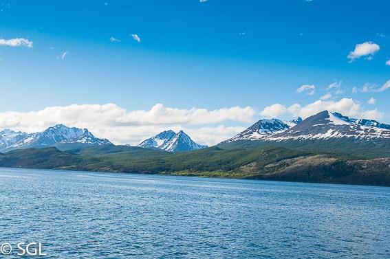 Postales desde Ushuaia y el cabo norte. Ushuaia