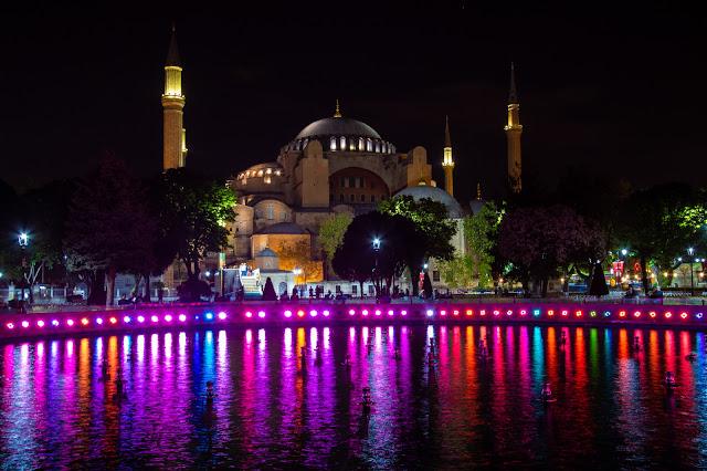 Aya Sofya-Santa Sofia-Istanbul