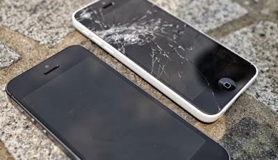 thay mat kinh iphone 5c lock