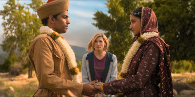 Doctor Who 11x06 - Demons of the Punjab