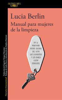 Manual para mujeres de la limpieza Lucia Berlin