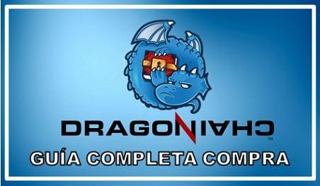cómo comprar dónde moneda dragonchain guía español actualizada DRGN