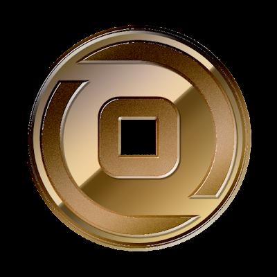 ビットゼニー(BitZeny)新ロゴのフリー素材(銅貨ver)