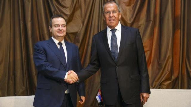 Lavrov: EEUU impone sanciones a Rusia solo para frenarla