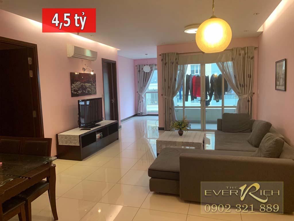 Bán căn hộ Everrich 1 đường 3/2 nhà đẹp 115m2 - hình 1