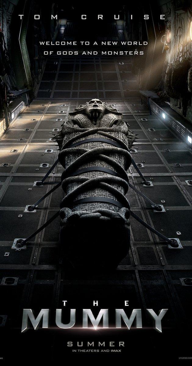 Xem Phim The Mummy 2017