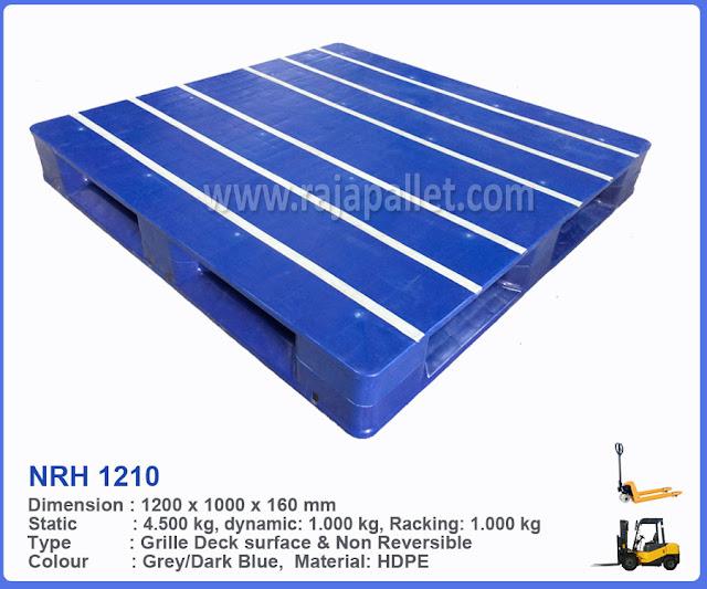Pallet Plastik NRH 1210