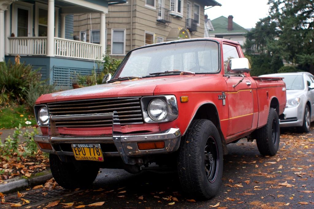 THE STREET PEEP: 1979 Chevrolet LUV Mikado