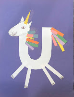 unicorn storytime craft