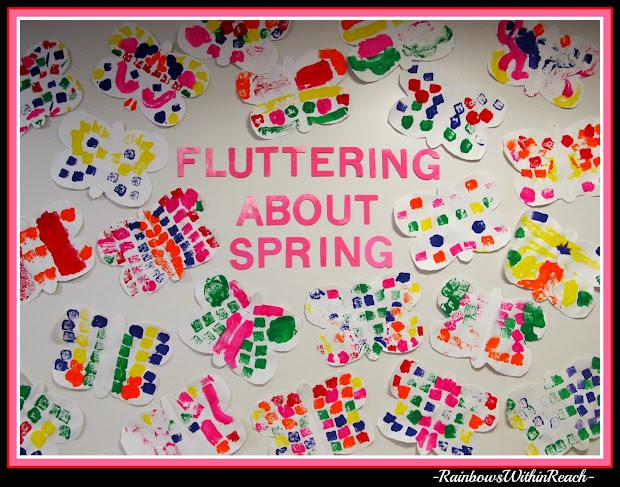 Spring Butterfly Bulletin Board Ideas