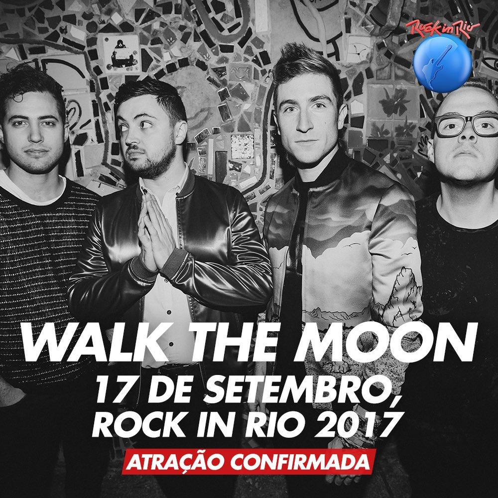 Assistir Walk the Moon Show Rock in Rio 2017 Torrent 720p 1080p Online