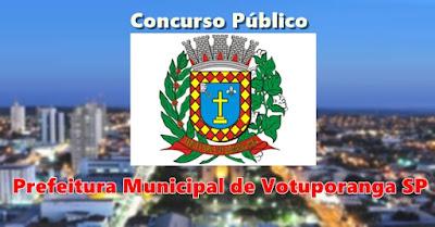 Apostila Concurso Público Prefeitura Municipal de Votuporanga SP 2017