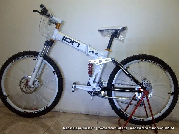 Sepeda Gunung Lipat Ion Dynamics 26 Inci