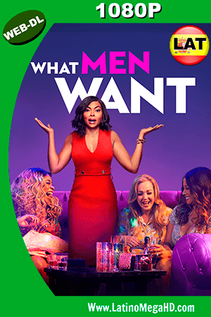 What Men Want (2019) Latino HD WEB-DL 1080P - 2019