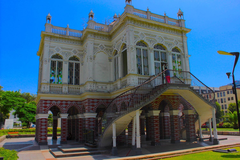 museo de arte de lima gardens