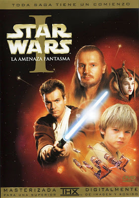 Star Wars: Episode I – The Phantom Menace [1999] [DVDR] [R1] [NTSC] [Latino]