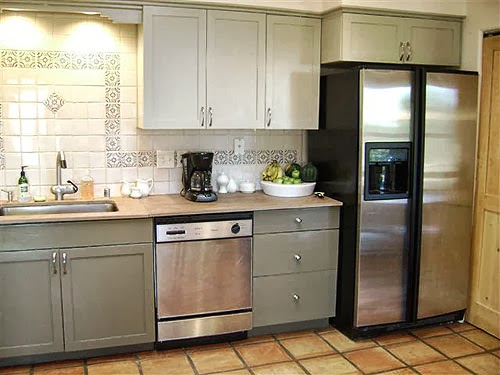 alternative kitchen cabinets painting kitchen cabinets the cheaper alternative painting 10536