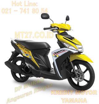 Yamaha Mio M3 125 KUNING