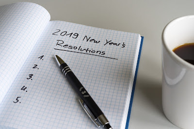 New Year Resolutions for 2019 and how to stick to them!~NWoBS Blog