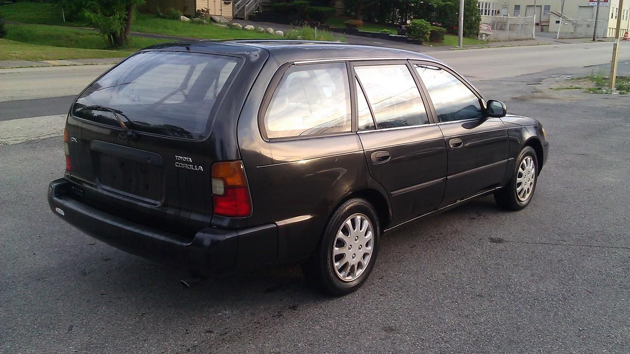 1993 Toyota corolla dx station wagon