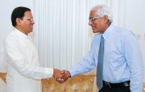 Sri Lanka new Central Bank Governor Indrajit Coomaraswamy
