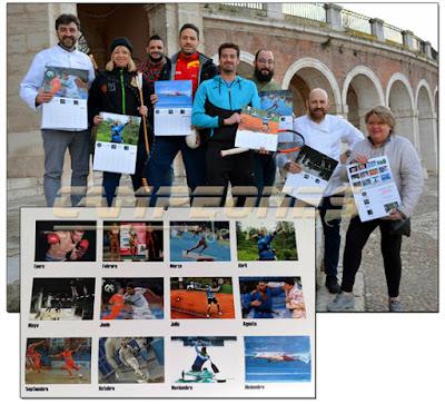Calendario Solidario Aranjuez