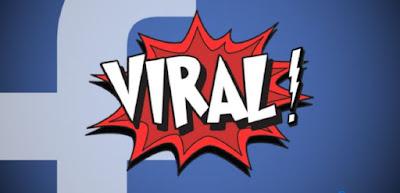 3 Tips Untuk Membuat Postingan Viral  Di Facebook