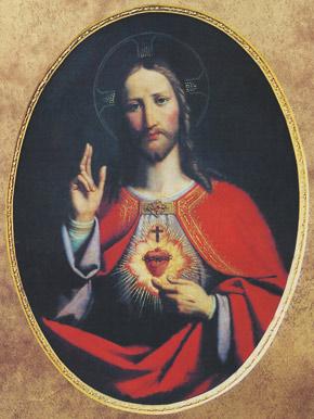 Sacro Cuore di Gesù: dicembre 2011