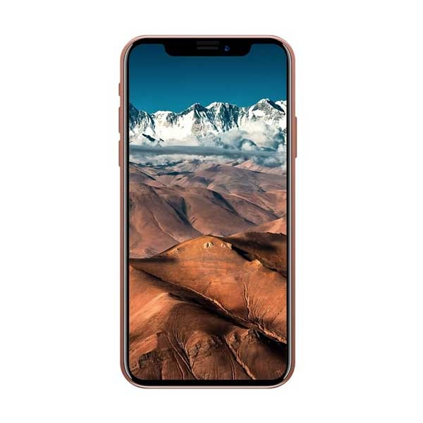 iPhone X sau khi thay kính cảm ứng tại MaxMobile