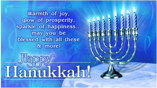 happy hanukkah 2018 messages