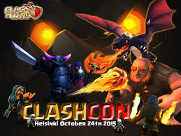 supercell, coc, clash of clans, event, clashcon, 2015
