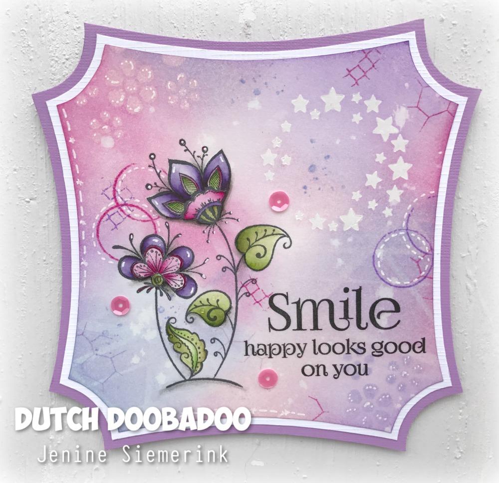 Jenine Siemerink Katzelkraft Smile Happy Looks Good On You