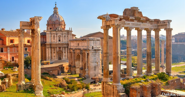8 Famous Tourist Attractions in Rome Italy 2019