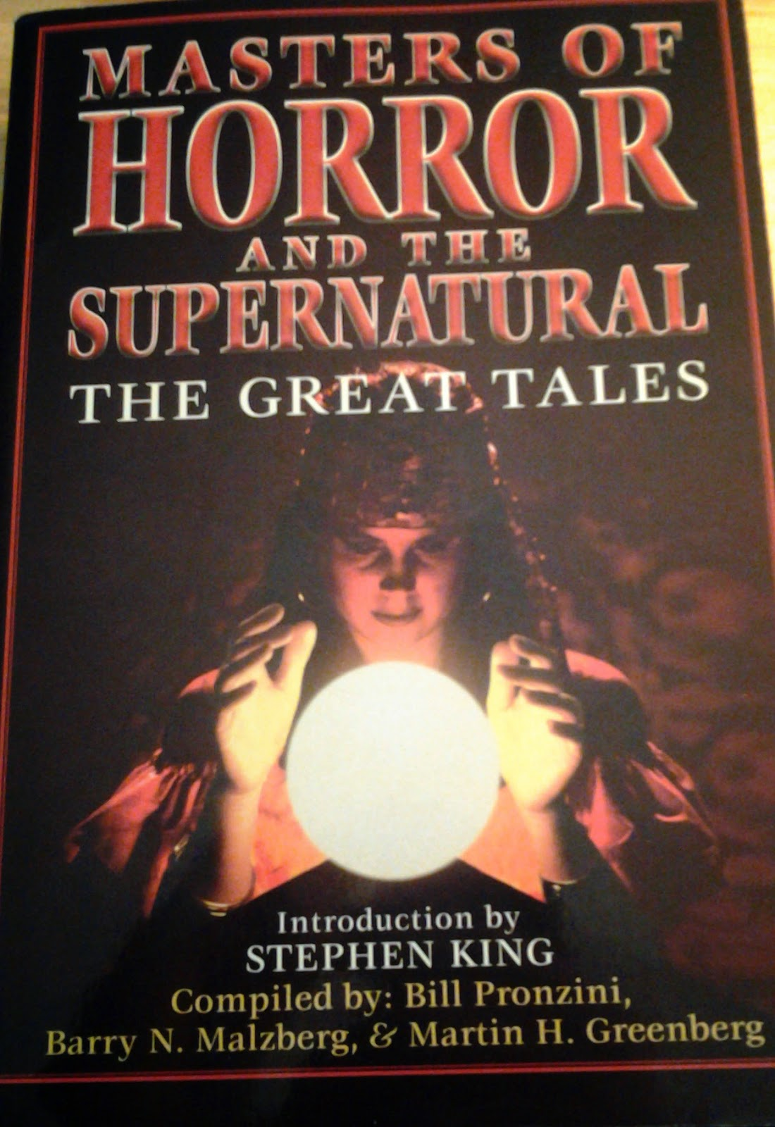 Masters of Horror and Supernatural Great Tales