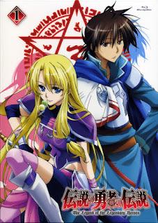 Densetsu no Yuusha no Densetsu Legendado Download
