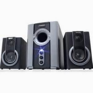 Simbadda Speaker Multimedia CST 1750N
