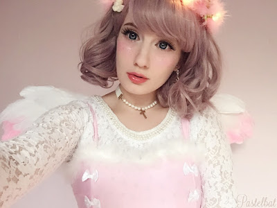 mintyfrills kawaii cute larme sweet angel