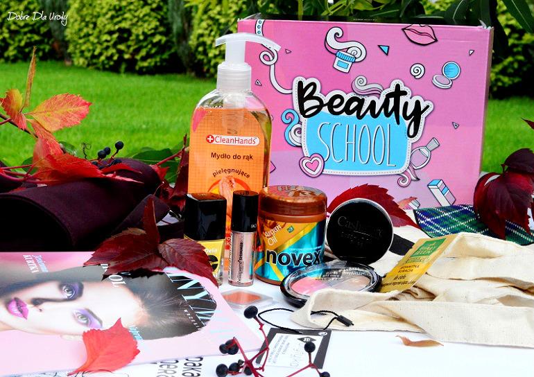 Beauty School by ShinyBox - wrześniowy zestaw ShinyBox