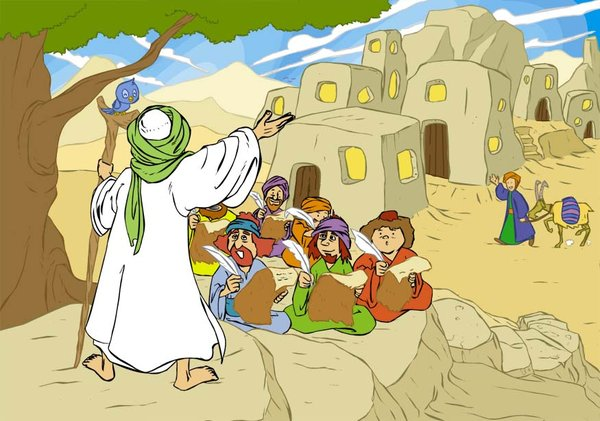 Hasil gambar untuk kisah NABI IDRIS AS